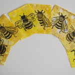 Ruby Moon Bee Flag copy 2