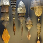 #2 -Dukart stoneware windbells